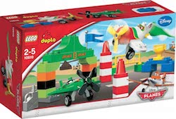 LEGO DUPLO Planes Ripslingers Luchtrace - 10510