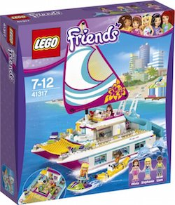 LEGO Friends Sunshine Catamaran - 41317