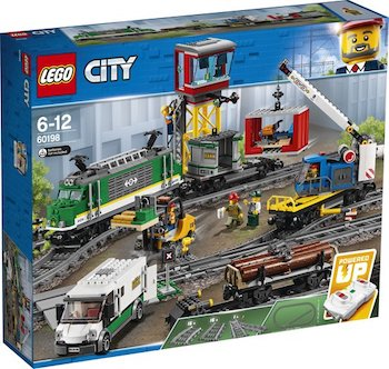 LEGO City Treinen Vrachttrein