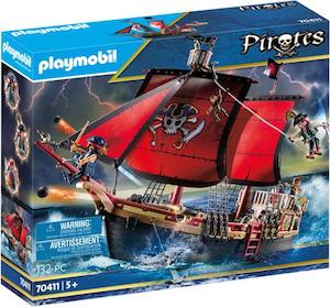 playmobil piratenschip