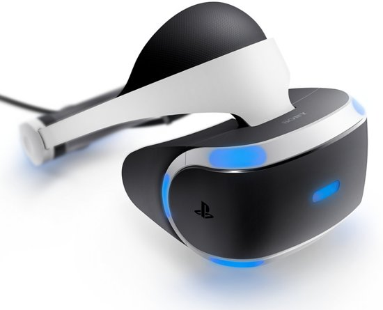 Playstation VR bil