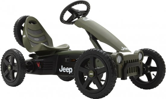 stoere jeep skelter