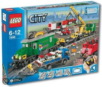 LEGO City Goederentrein Luxe