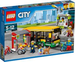 LEGO City Busstation