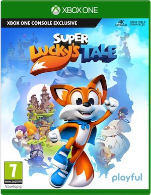 Super Lucky's Tale xbox one game