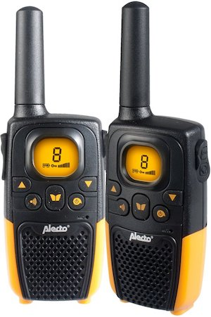 walkie talkie twinset