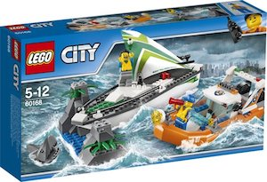 LEGO City Zeilboot Reddingsactie